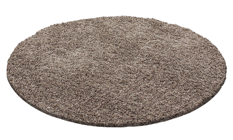 Unbekannt Shaggy Hochflor Langflor Langflor Langflor Teppich Wohnzimmer Carpet Uni Farben, Rechteck, Rund, Farbe Anthrazit, Größe 200x200 cm Quadrat B06XTWBW1F Teppiche 4459e9