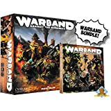 Warband Board Game Bundle Featuring Warband: Against The Darkness Core Board Game and Warband: Emerging Races Expansion