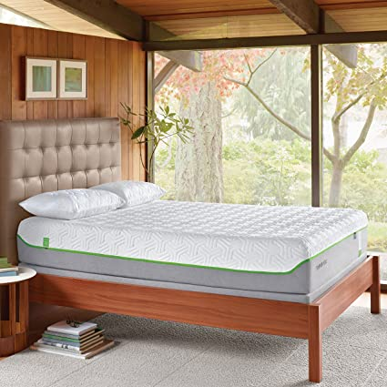 Amazoncom Tempur Flex Hybrid Supreme Medium Mattress Kitchen Dining