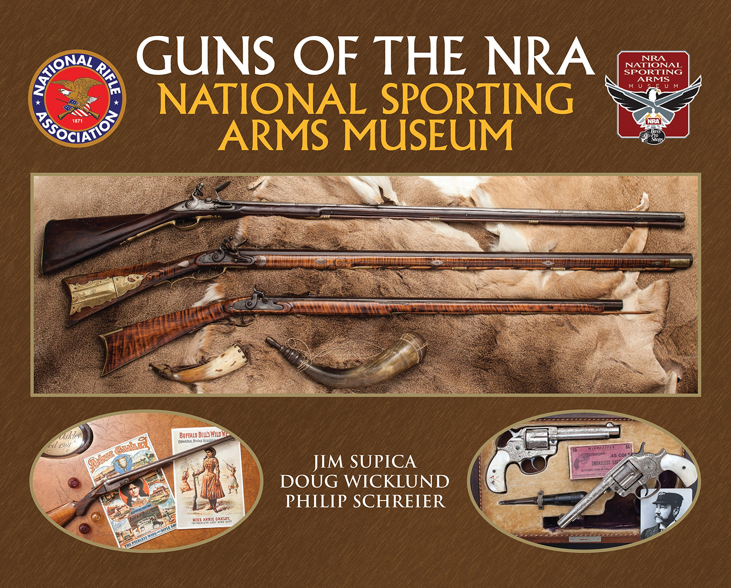 Teddy roosevelt guns to be displayed at nra national - Amazon Com Guns Of The Nra National Sporting Arms Museum 9780785835325 Jim Supica Books