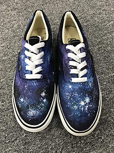Galaxy Shoes Women Men Sneaker Van AUT