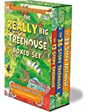 The REALLY Big Treehouse Boxed Set: (The 13-Story Treehouse; The 26-Story Treehouse; The 39-Story Treehouse) (The Treehouse Books)