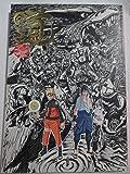 NARUTO展限定 ガイドブック MICHI ナルト