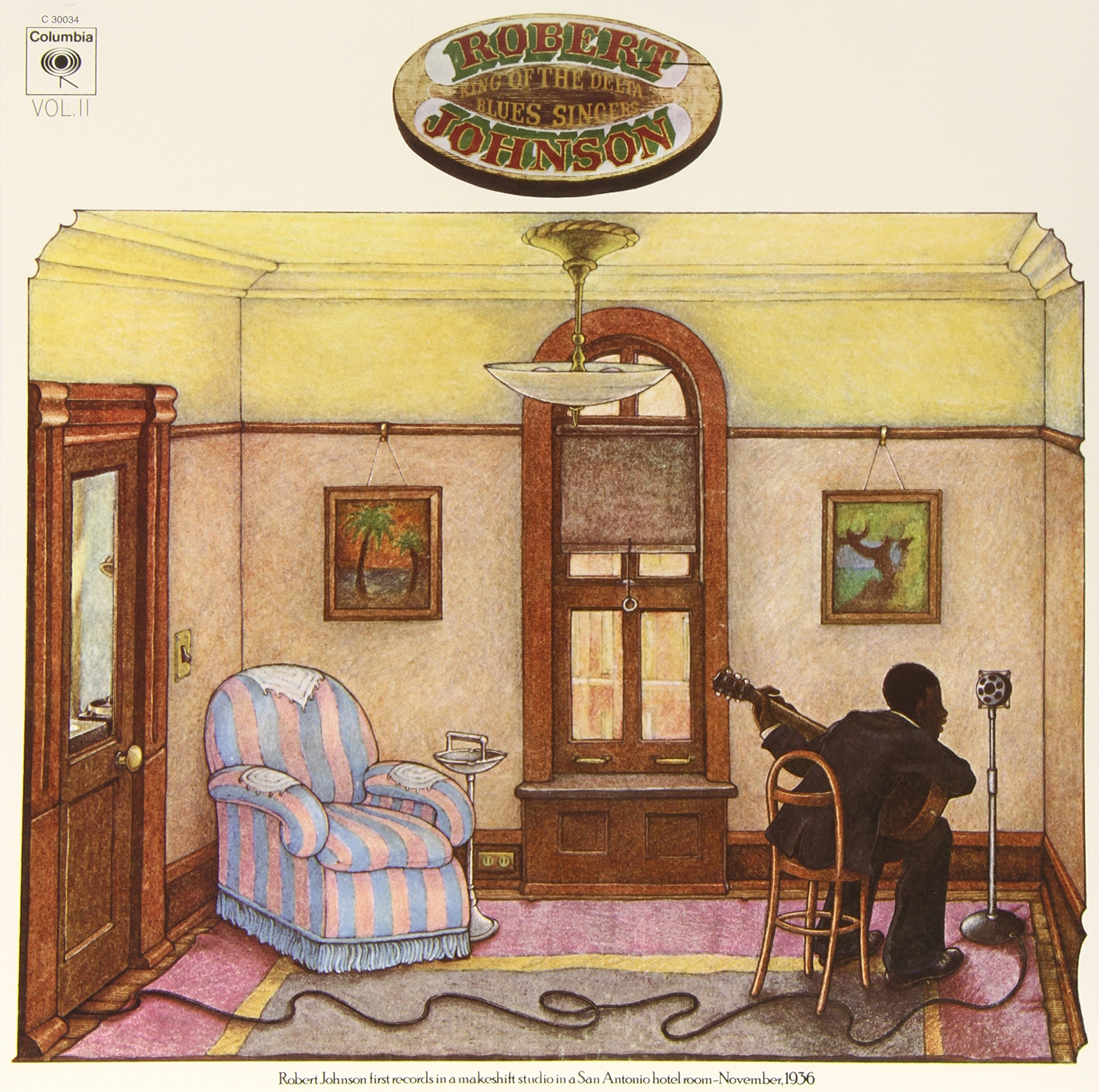 King Of The Delta Blues Singers Vol. II (180 Gram Vinyl) by Hi Horse
