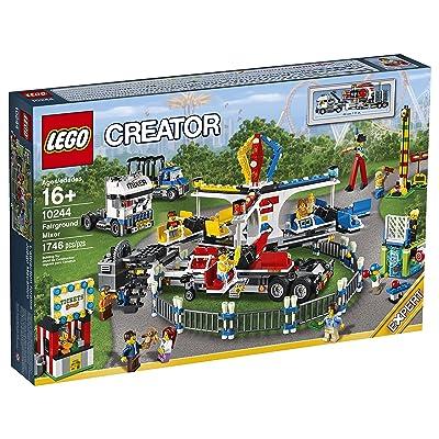 hot sale 2019 LEGO Creator Expert 10244 Fairground Mixer