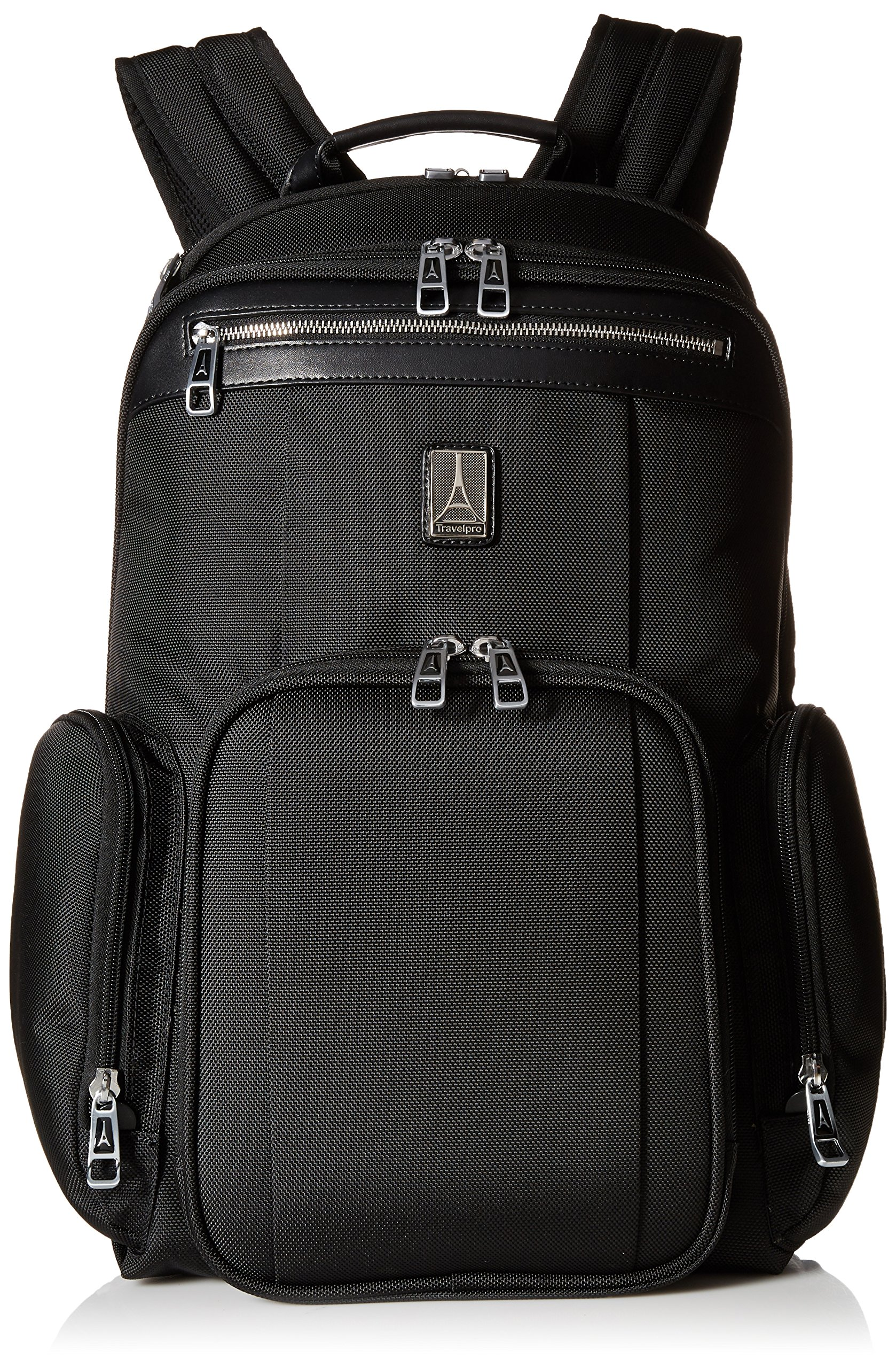 Travelpro Platinum Magna 2 Check Point Friendly Business Backpack, Black, One Size by Travelpro