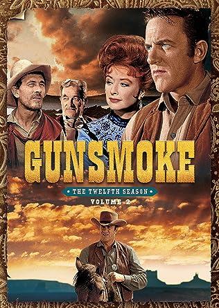 Amazon com: Gunsmoke: The Twelfth Season, Volume Two: James
