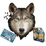 """Madd Capp """"I am Wolf"""" Puzzle (550 Piece)"""