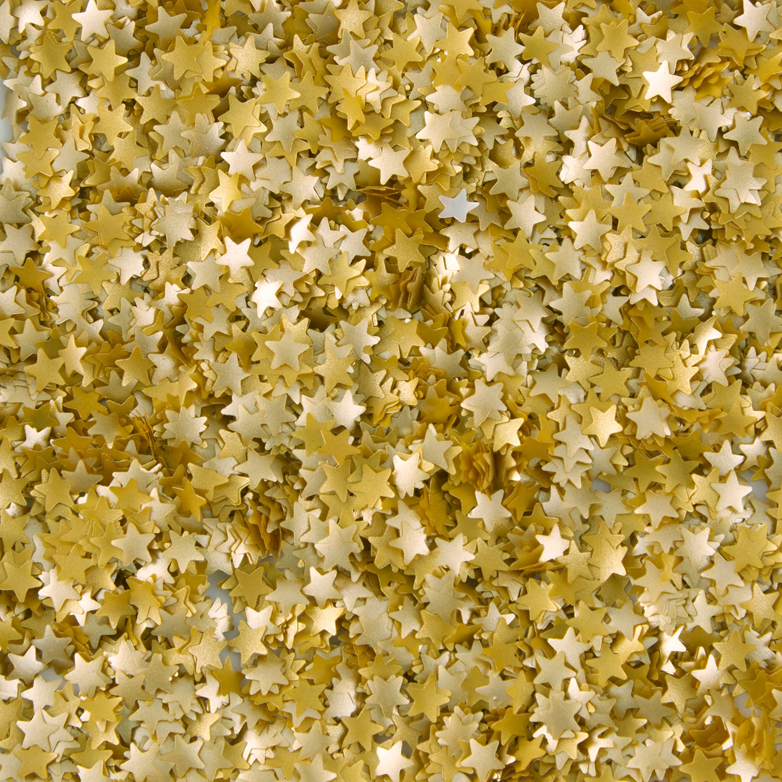 Glitter Gold: Wilton 710-1270 Gold Sequins, 10 OZ.: Amazon.com: Grocery