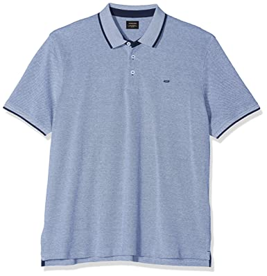JACK & JONES Jjepaulos Polo SS Plus Hombre: Amazon.es: Ropa y ...