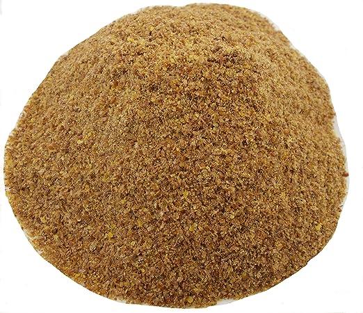 molido lino Semillas comida – 2 libras: Amazon.com: Grocery ...