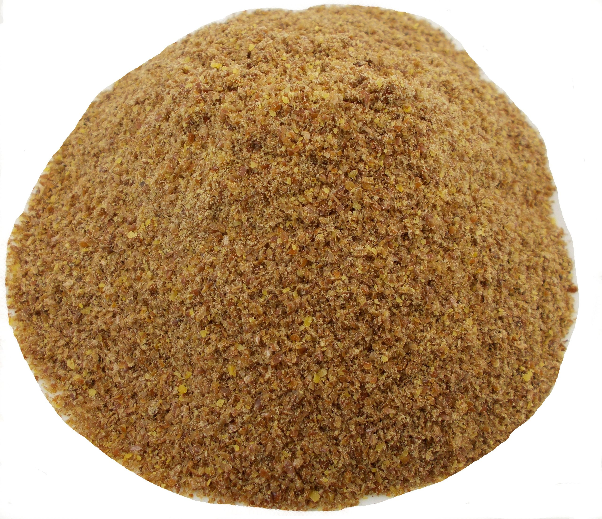 Healthy, All Natural, Ground Flax Seed Meal - 2 Lbs by YANKEETRADERS