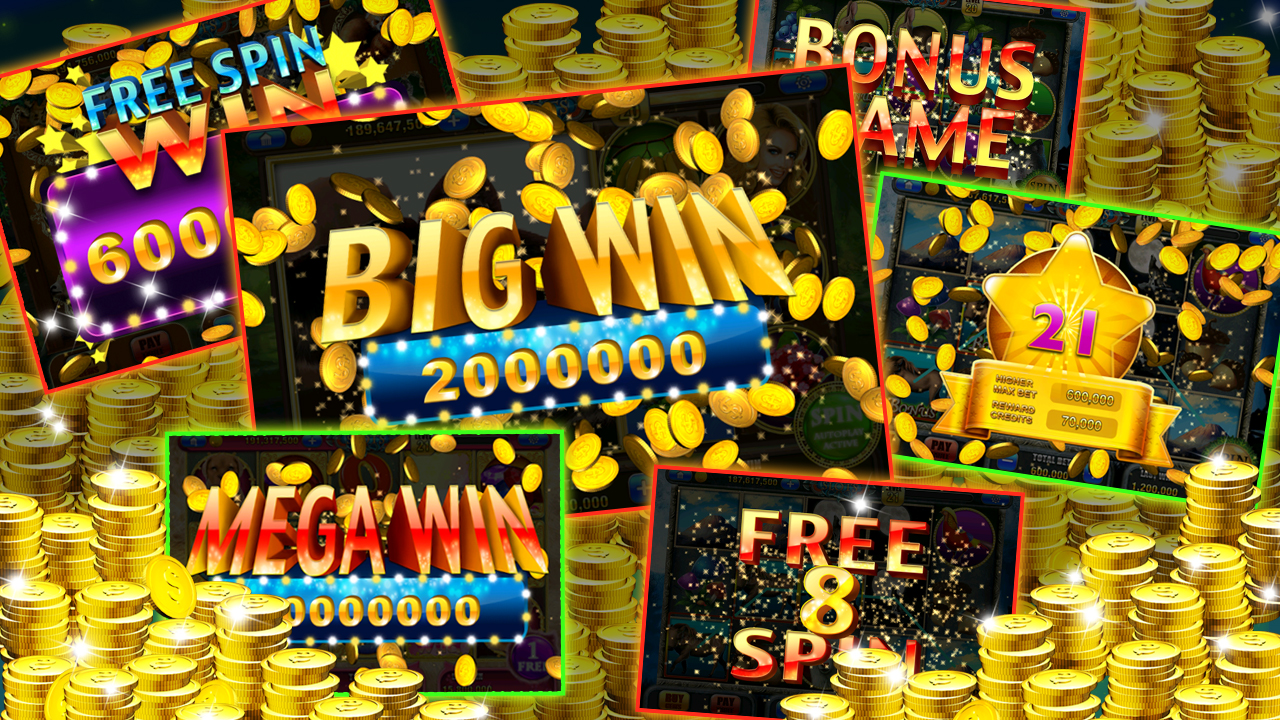 New Slot Machine Games