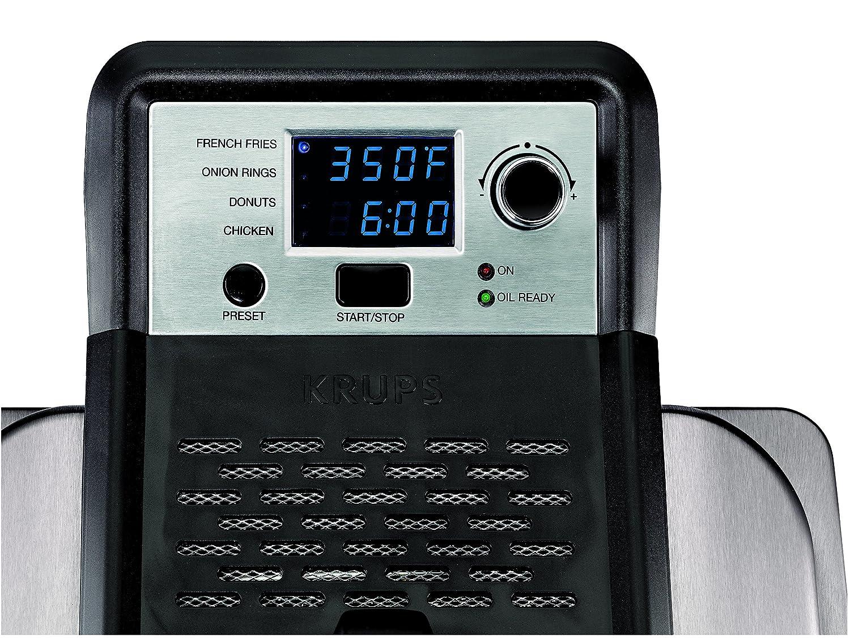 Amazon.com: KRUPS KJ502D51 Professional Brushed Stainless Steel ...