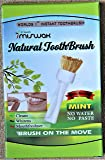 Natural ToothBrush Mint Tooth Brush - pack of 10