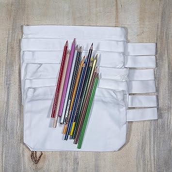 Amazon.com: La mejor bolsa de algodón con cremallera | hecha ...