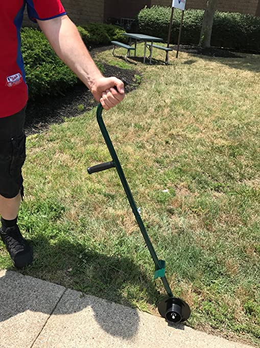 Amazoncom Mail Order Direct Rolling Lawn Edger Garden Outdoor