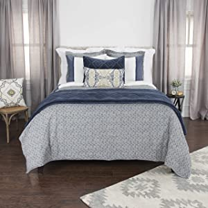Rizzy Home BQ4528 Quilt, 106