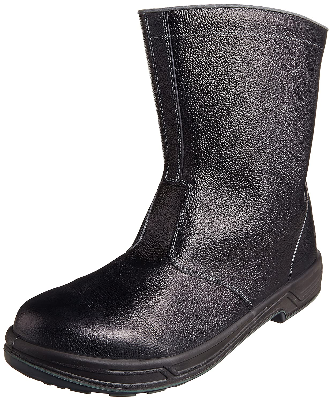 [シモン] 安全靴 半長靴  SS44 B002P8FWBM 28.0 cm ブラック ブラック 28.0 cm