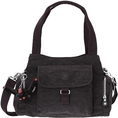 5ed4359cbac Kipling Women's Fairfax HandBag With Removable Shoulder Strap Black  K13164900 Large: Handbags: Amazon.com