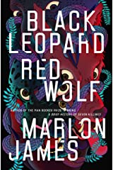 Black Leopard, Red Wolf (The Dark Star Trilogy) Hardcover