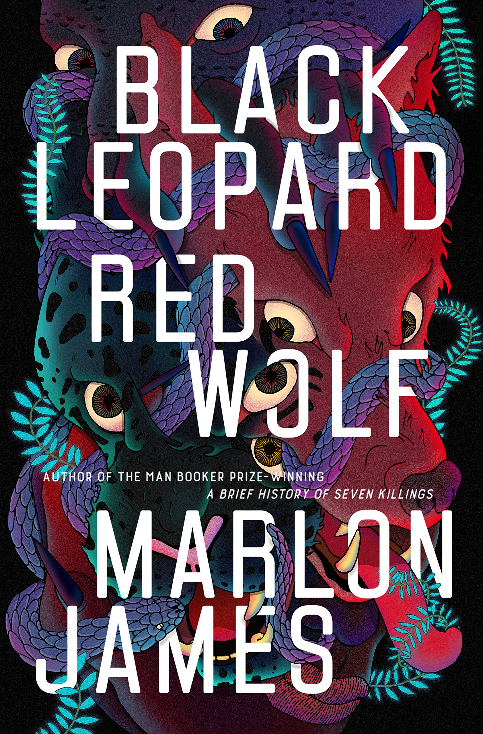 Cover of Black Leopard, Red Wolf