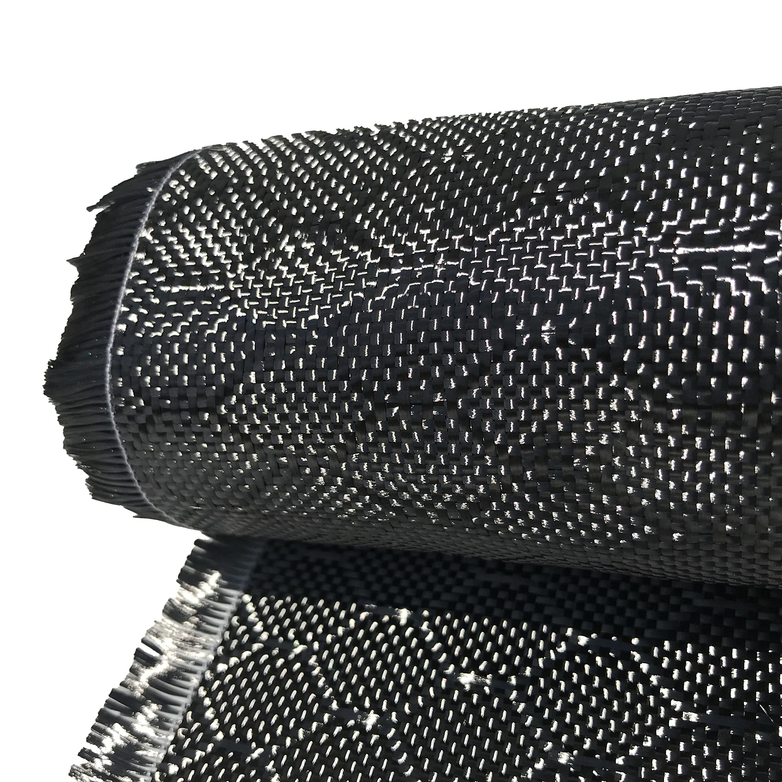 12 in x 5 FT - WASP - Carbon Fiber Fabric - Wasp Weave-3K - 220g-Black by CARBON KEVLAR SUPPLY (Image #5)