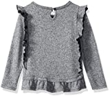 DKNY Baby Girls 2 Piece Cute Long Sleeve Top with