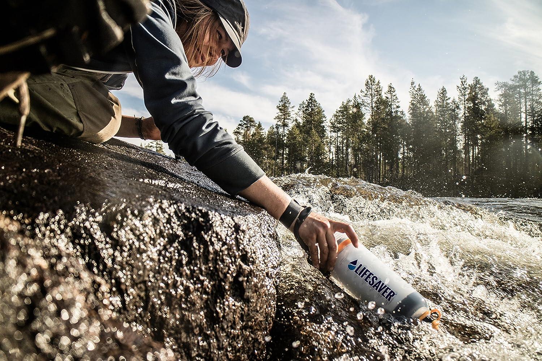 Lifesaver Bottle 6000 Ultra Filtration Water Bottle Lifesaver Systems PRD0101