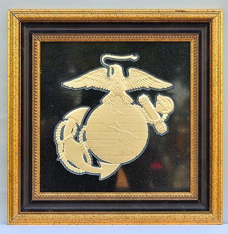 Amazon.com : Marine Corps. Emblem - 16 \