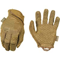 Mechanix Wear - Specialty Vent Coyote Tactical Touch Screen Gloves (Small, Brown)