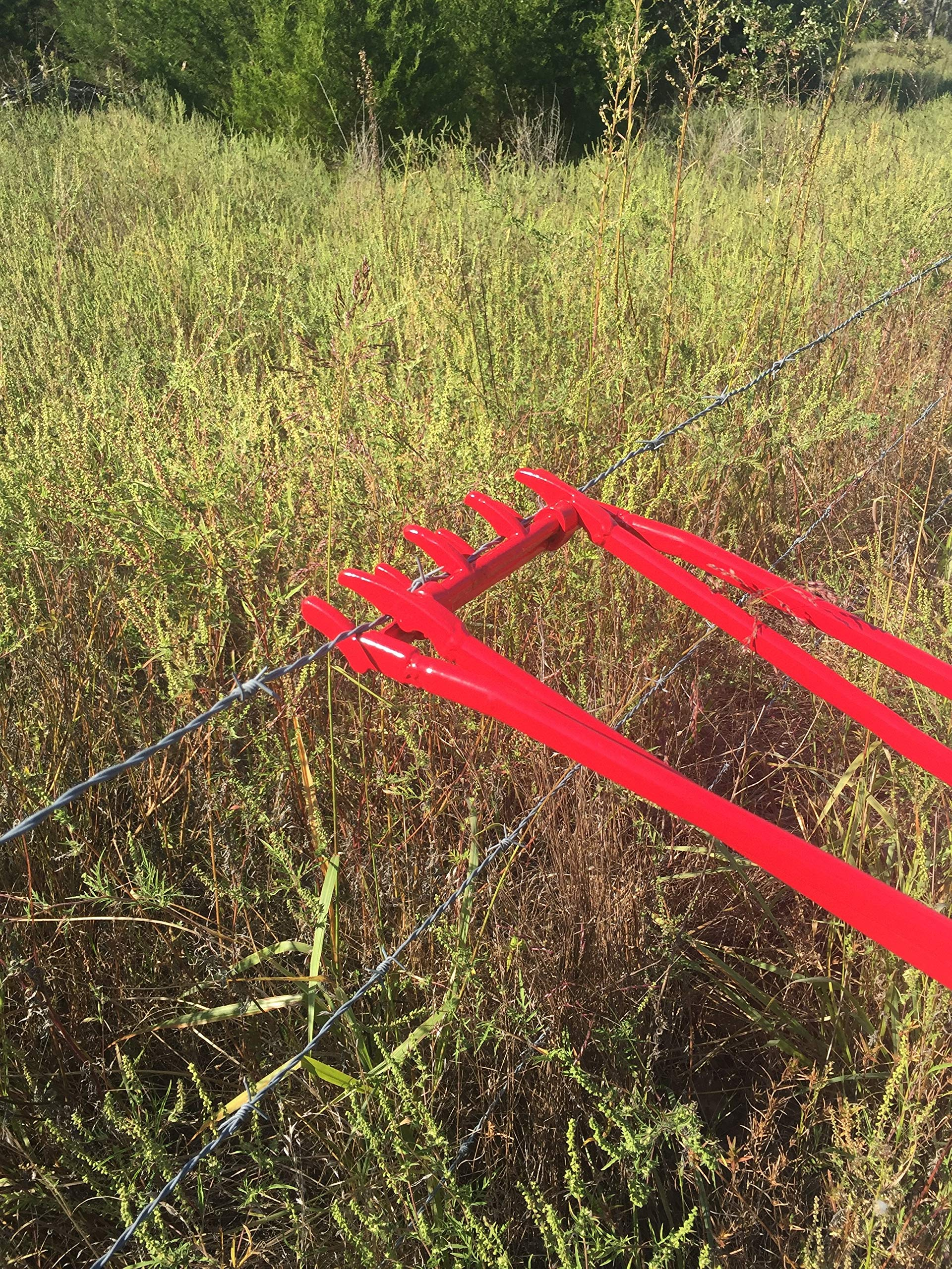 Wire Tight Fence Crimping Tool - Ranch Wire Tightener and Repair. Slick, High Tensile and Barbed Wire by Wire Tight (Image #4)