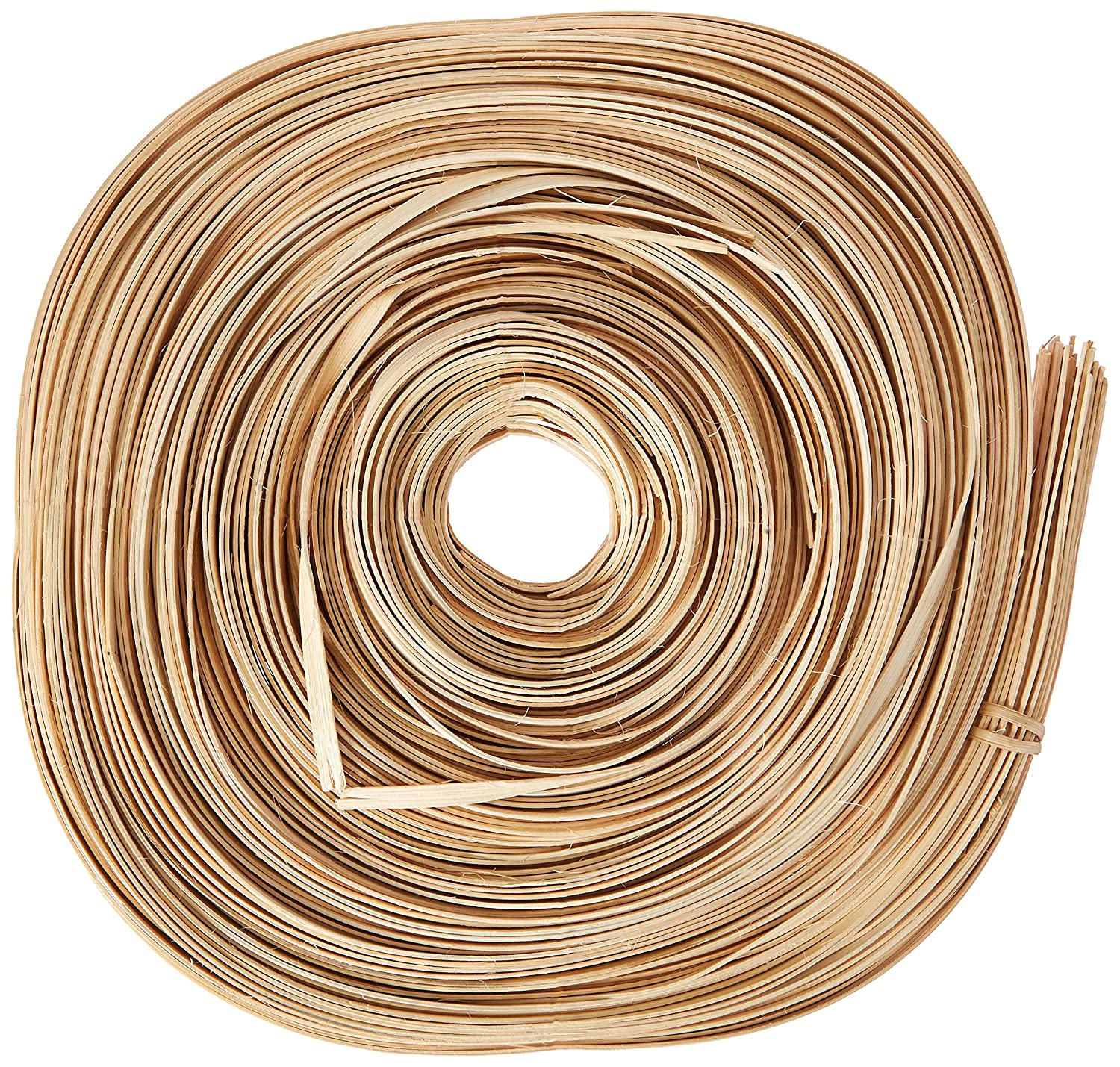 Commonwealth Basket 14FC Flat Reed 1/4-Inch 1-Pound Coil, Approximately 370-Feet