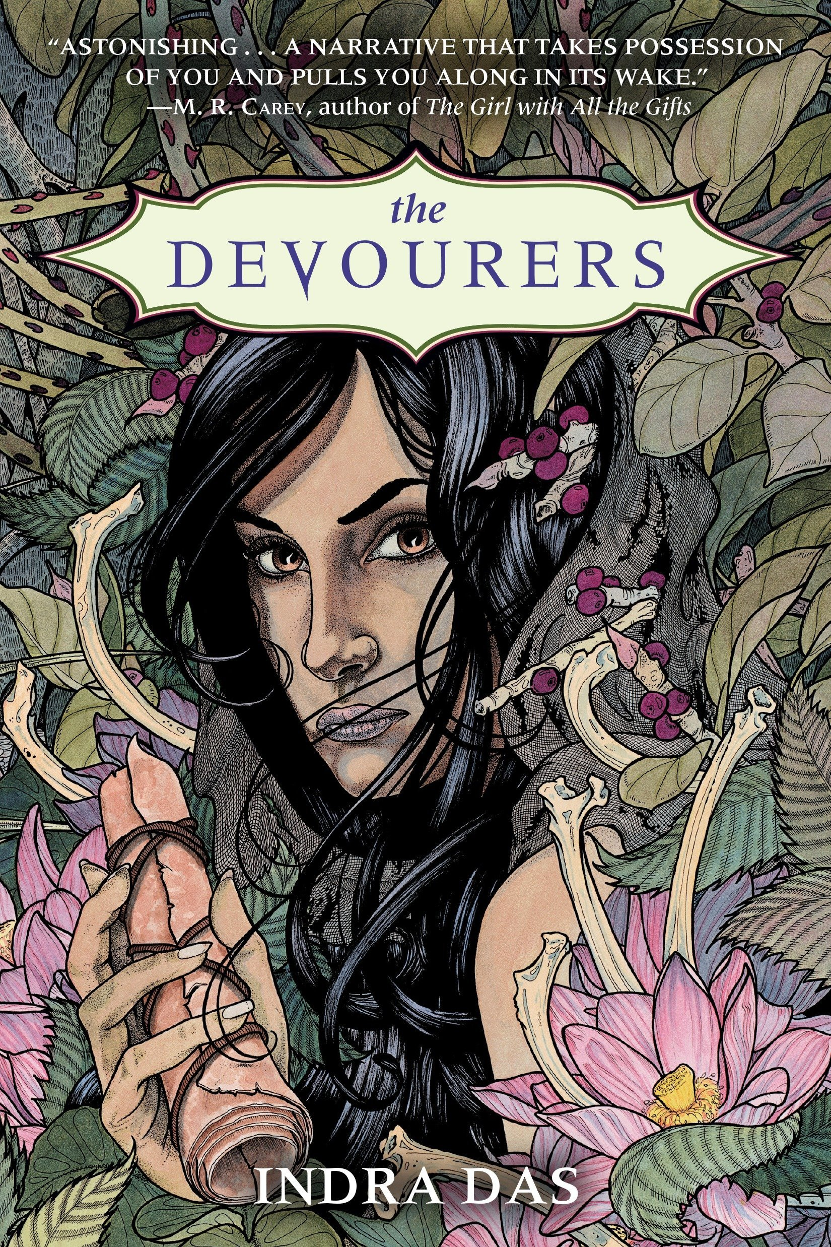 Image result for the devourers indra das