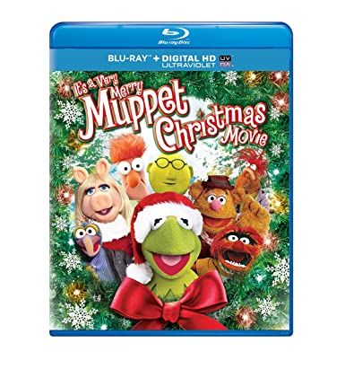 It's a Very Merry Muppet Christmas Movie (Blu-ray + DIGITAL HD with UltraViolet)