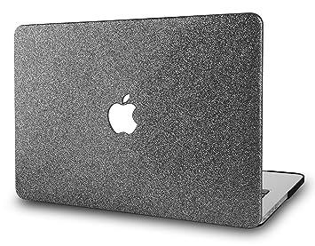 Chispeante Oro Rosa KECC MacBook 12 Pulgadas Funda Dura Case Cover MacBook Retina 12 Ultra Delgado Pl/ástico {A1534}