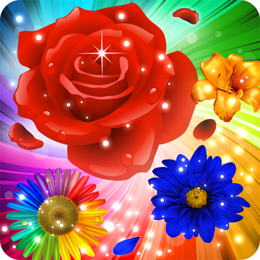 Flower Mania: Match 3 Game ()