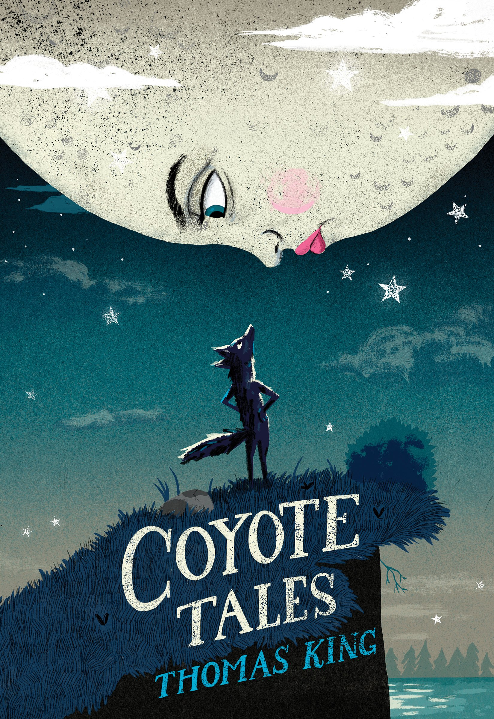 Coyote Tales_29 Must-Read Fiction and Nonfiction American Indian Books for Kids