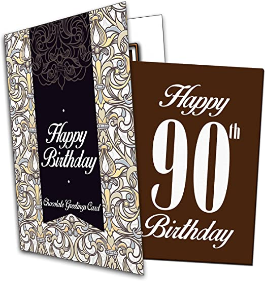 Great 90th Birthday Gift Fabulous 90 on Red Socks