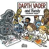 Darth Vader and Family Coloring Book