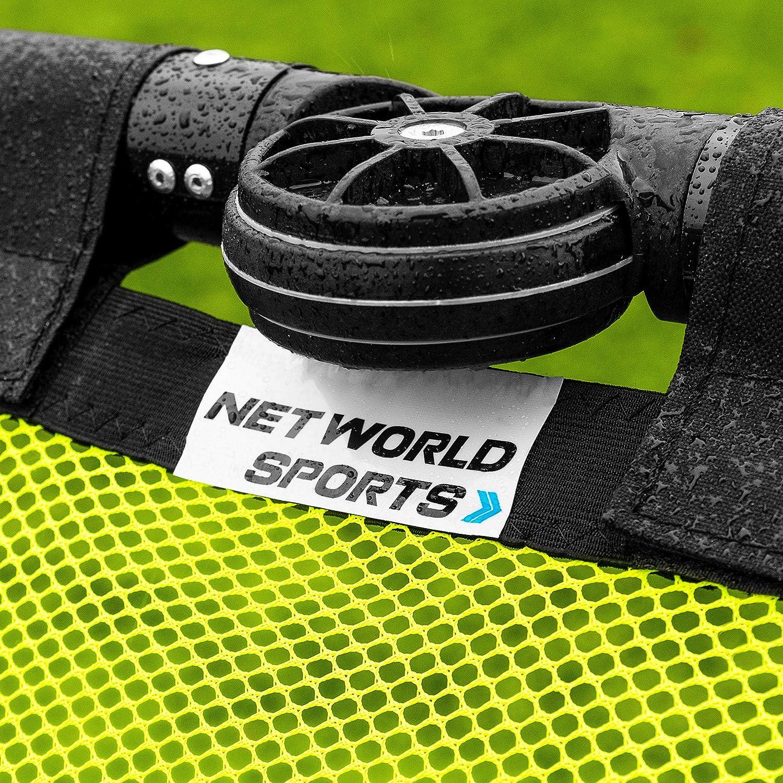 2 Tailles FORZA But de Football Aluminium POD Cage de Foot Cible pour Entra/înements Professionnels