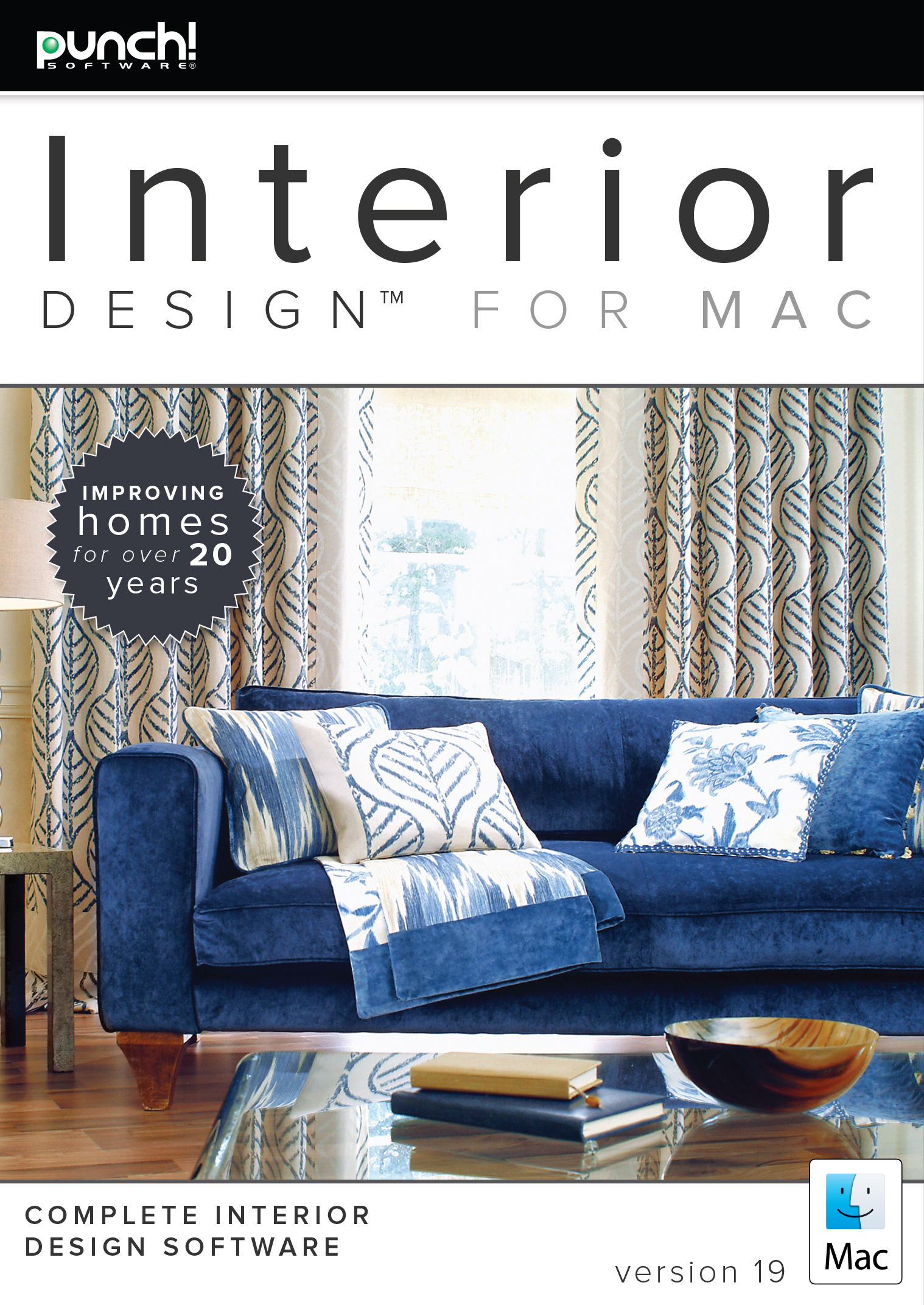 Punch! Interior Design for Mac v19 [Download] by Encore