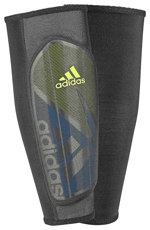 adidasゴーストプロシンガードすねあて B0105YICSM Large|Shock Blue/Semi Solar Slime/Shock Mint Shock Blue/Semi Solar Slime/Shock Mint Large