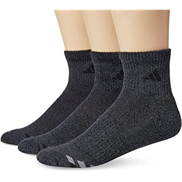 adidas Cushioned Quarter Socks