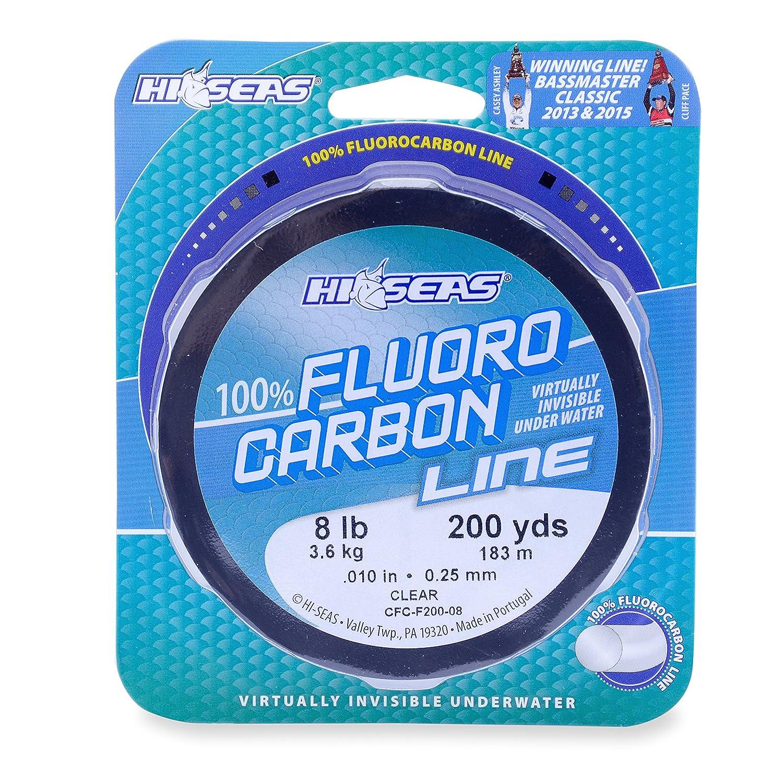 Hi-Seas 100 Fluorocarbon Line
