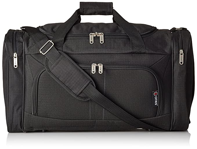 3d468eafd5 Image Unavailable. Image not available for. Color  5 Cities Carry On Lightweight  Small Hand Luggage Cabin on Flight   Holdalls ...