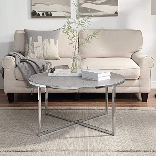 Abington Lane Round Coffee Table