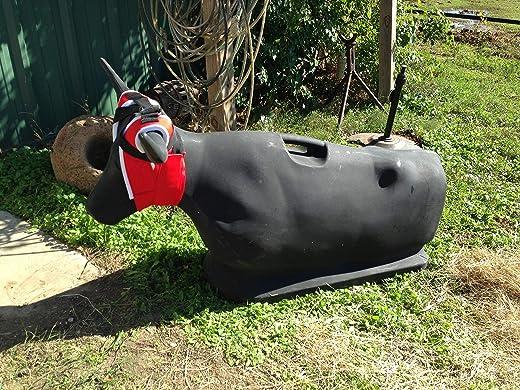 Something Dummy Roping Steer - Mulit Colors