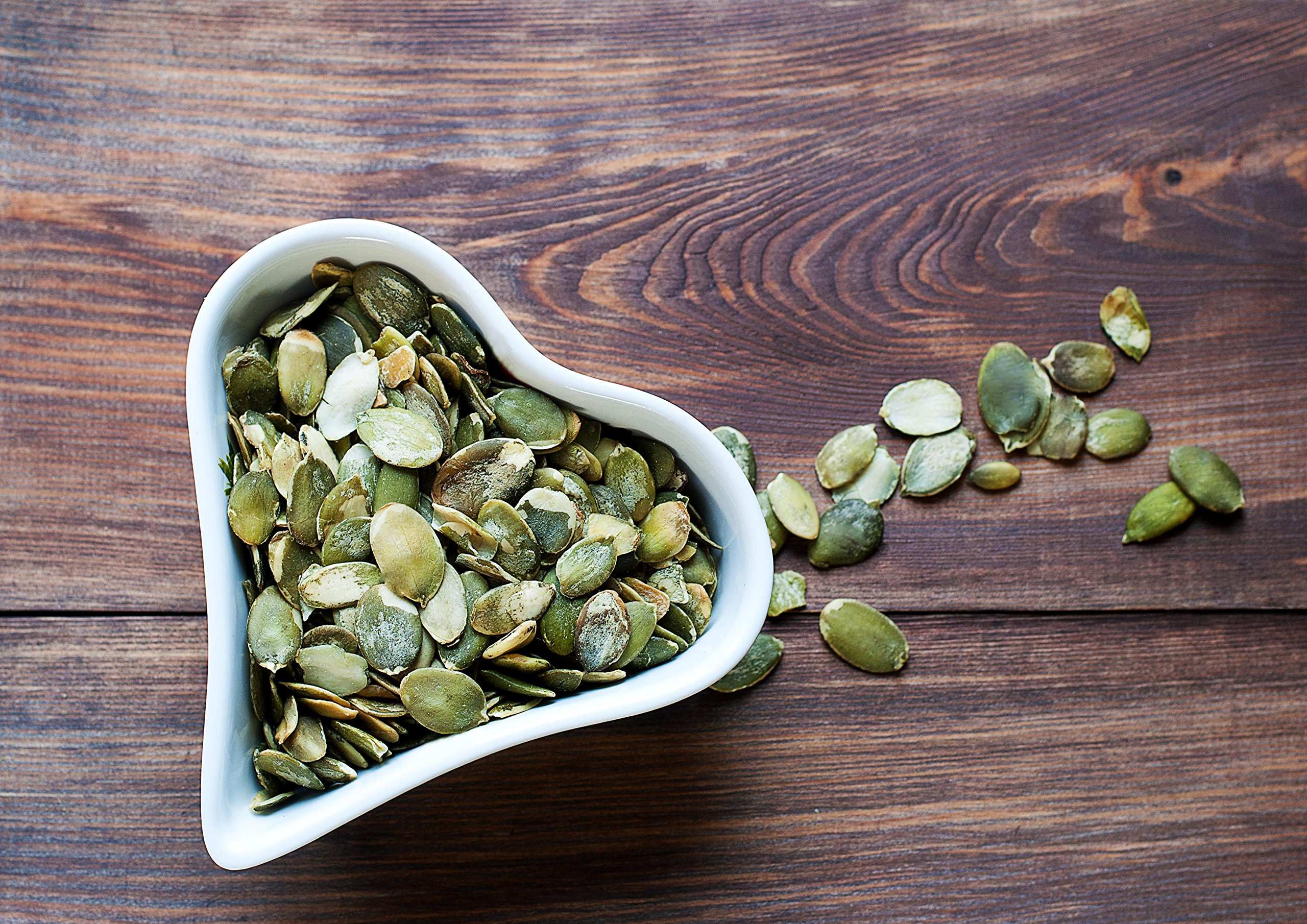 Organic Dry Roasted Pumpkin Seeds with Sea Salt, 1 Pound — Non-GMO Kernels, Pepitas, Kosher, Vegan, No Shell, Healthy Snack, Bulk by Food to Live (Image #5)