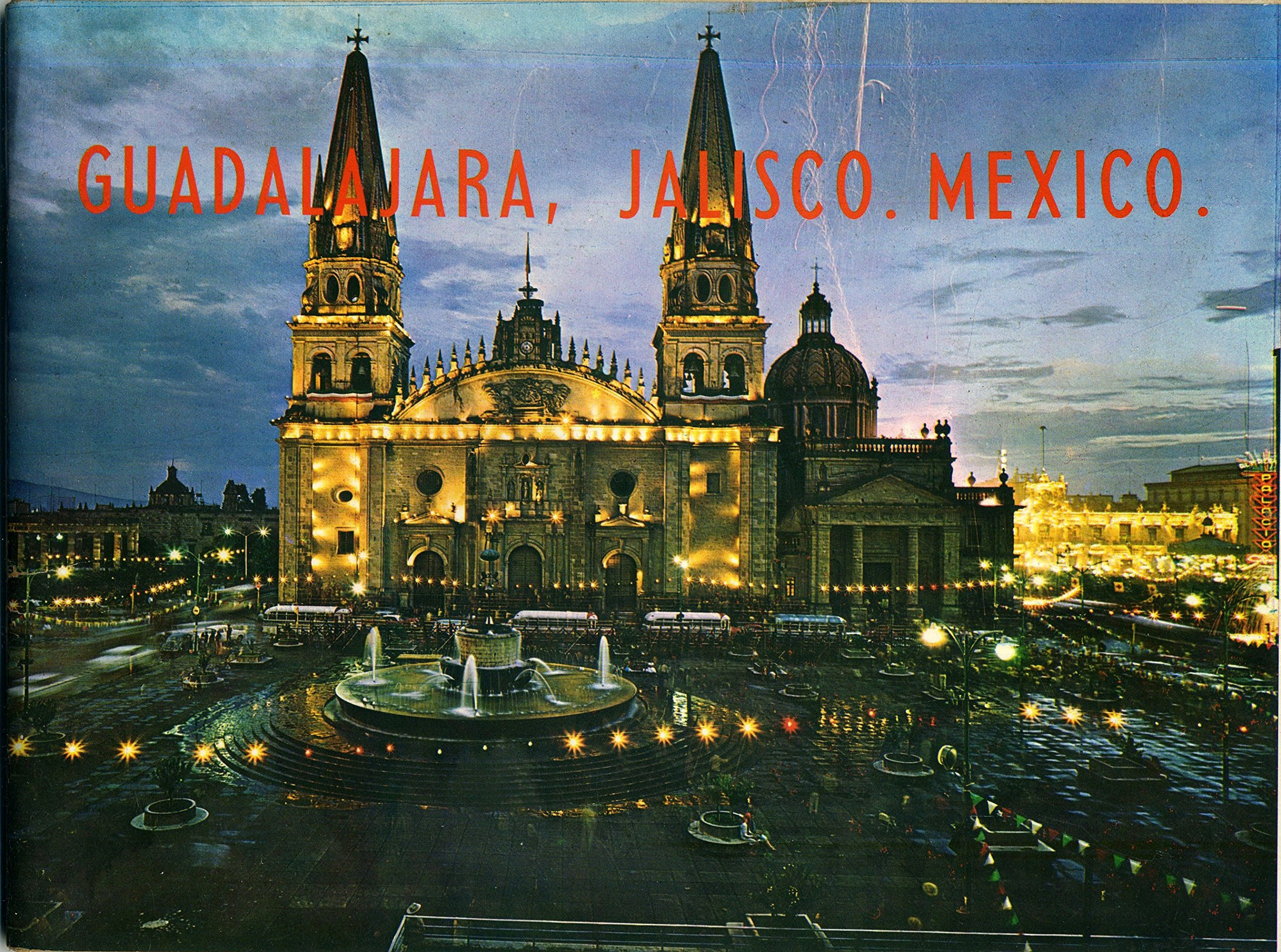 Guadalajara Jalisco Mexico Mexico Publisher Amazoncom Books